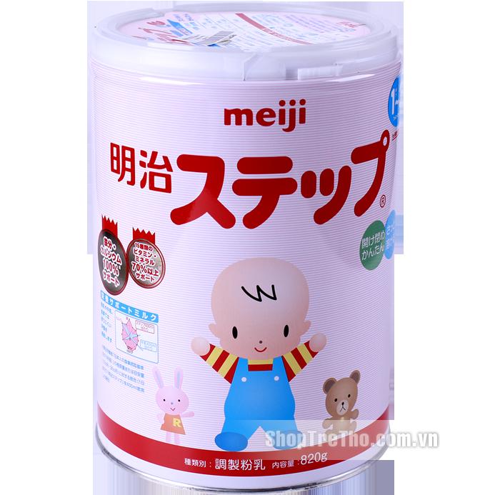 Sữa Meiji số 9 - 820gr