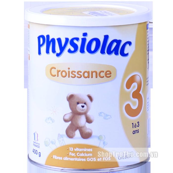 Sữa Physiolac số 3 (400g)