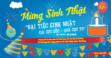 Sinh Nhật Quảng Ninh, Hải Phòng