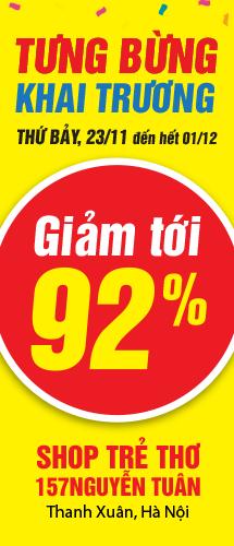 Khai trương Nguyễn Tuân