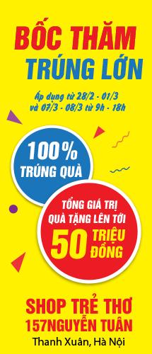 Khuyến mại tại Nguyễn Tuân