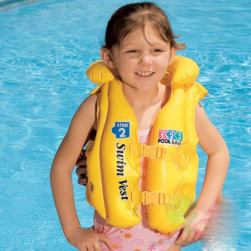 Áo phao bơi vàng - 58660