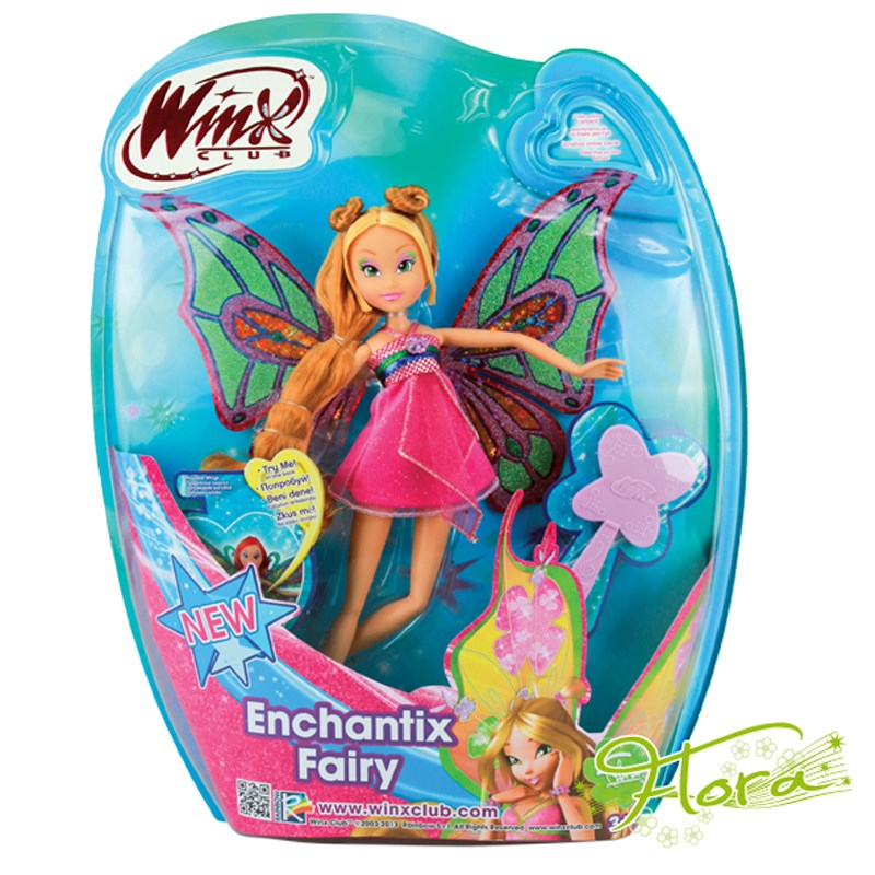 Do choi bup be Winx IW01511200 - Nang tien Enchantix