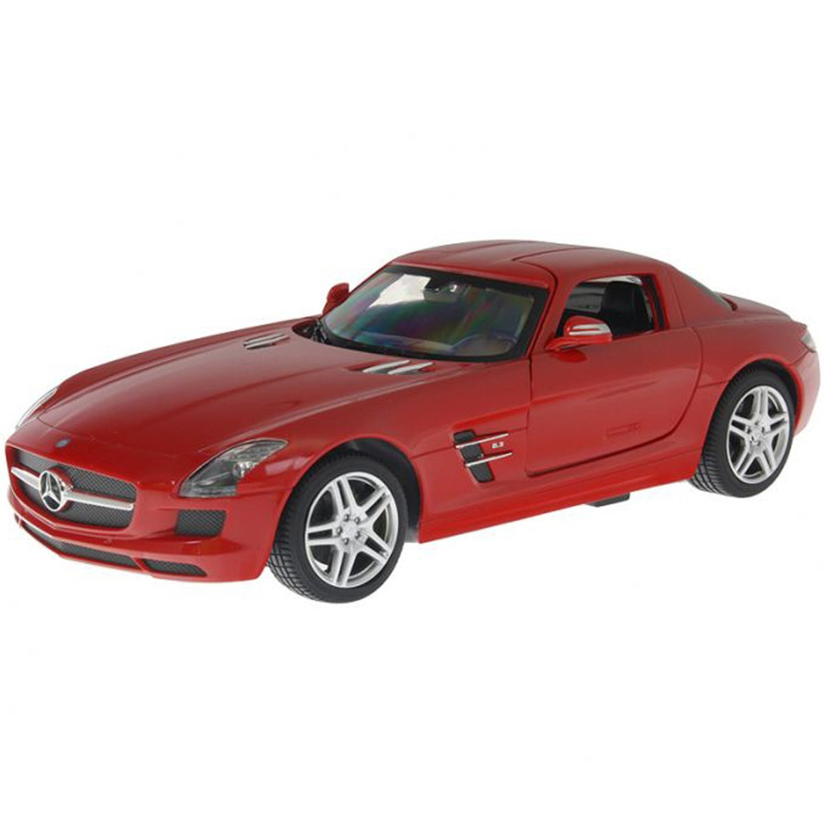 Do choi o to dieu khien Mercedes-Benz SLS AMG - Rastar 47600