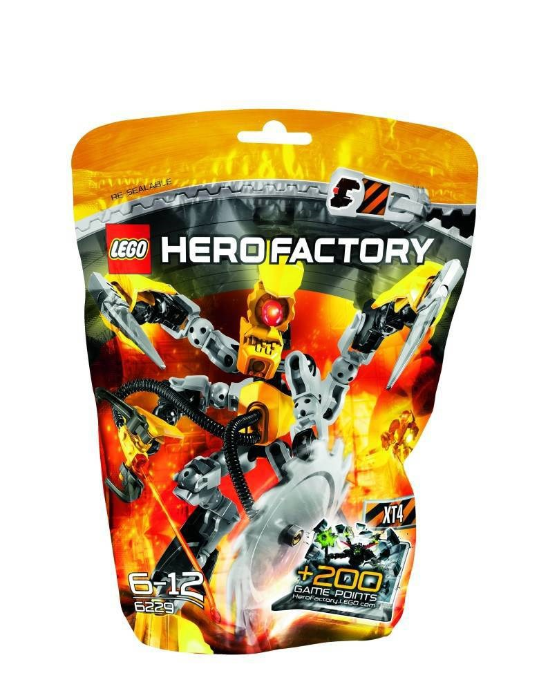 LEGO 6229 Hero Factory
