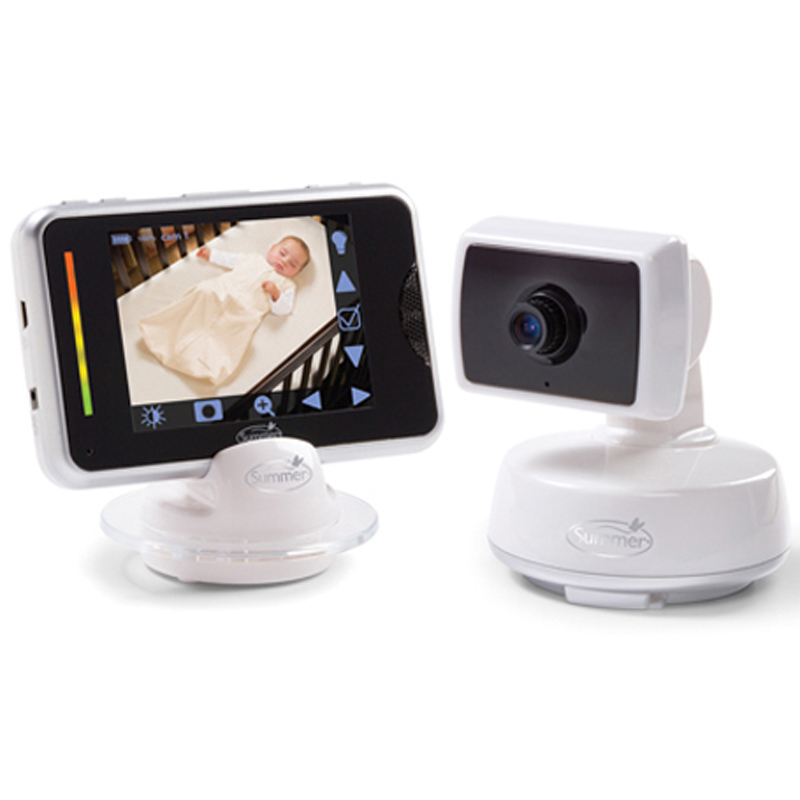 Camera báo khóc Summer Global Baby Touch Digital Color Video Monitor SM2862