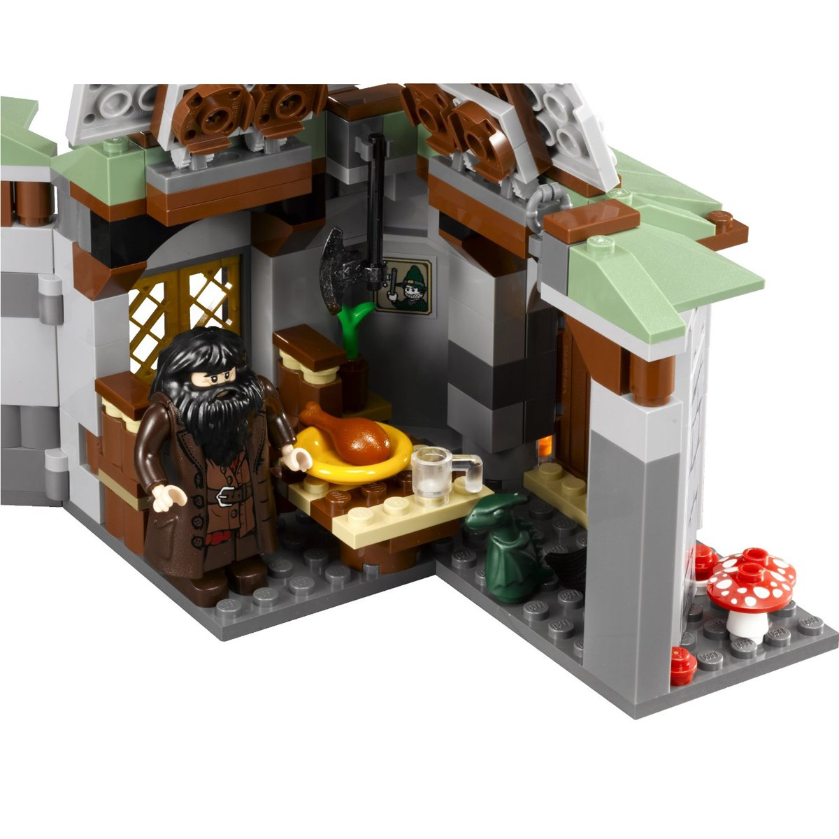 Do choi xep hinh Lego Harry Potter 4738
