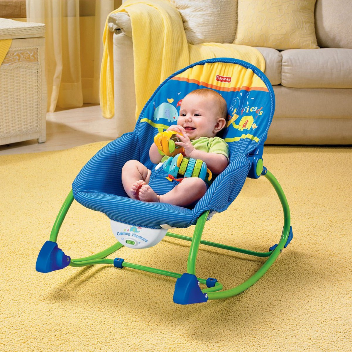 ghe rung fisher price