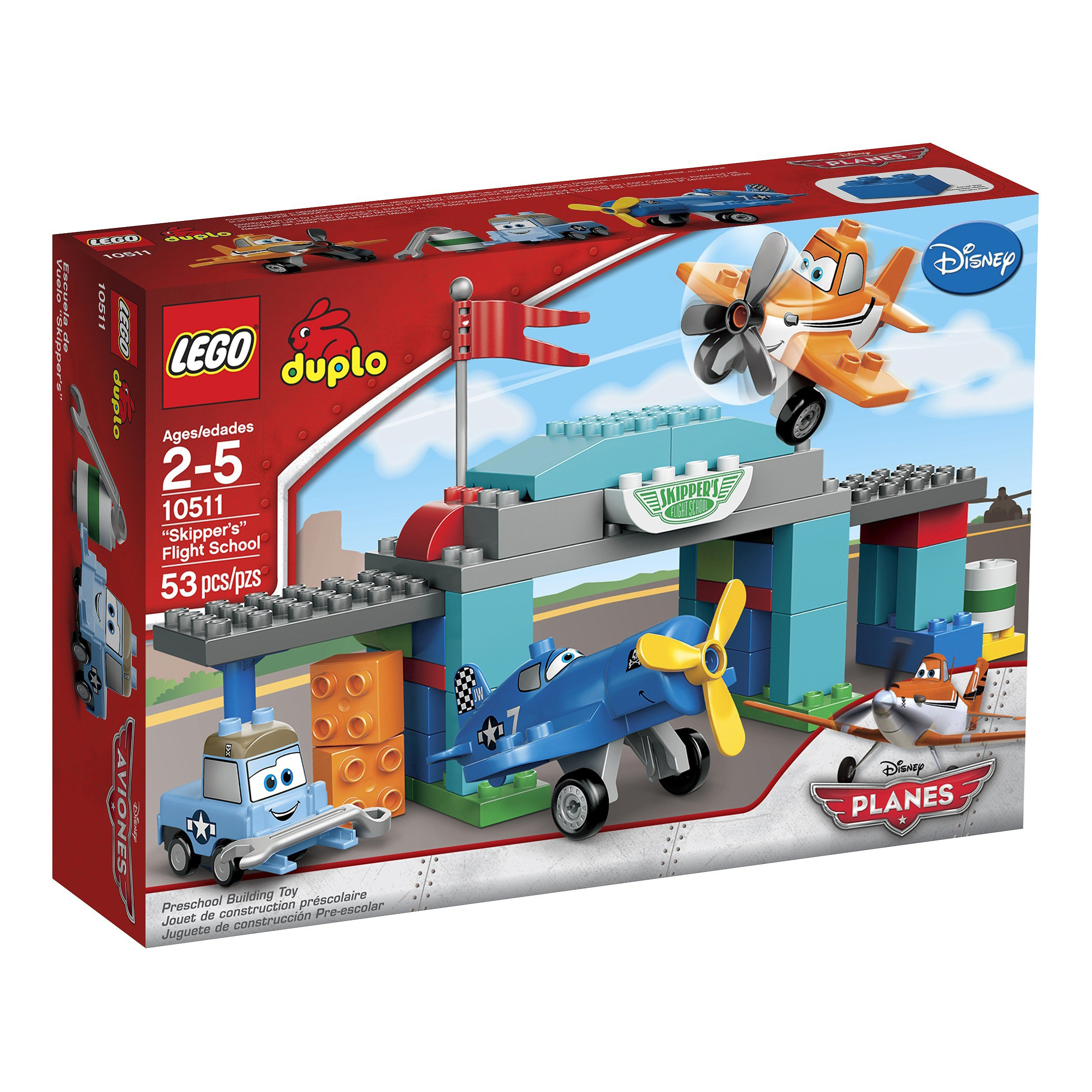 Do choi xep hinh lego Duplo 1051