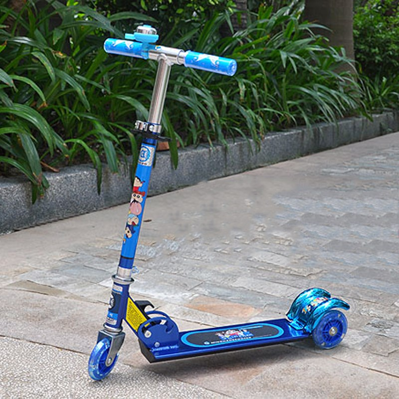 Xe trượt Scooter 2009S (thiết kế 3 bánh an toàn)
