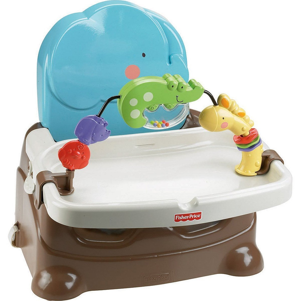 Ghe an cho be Fisher price