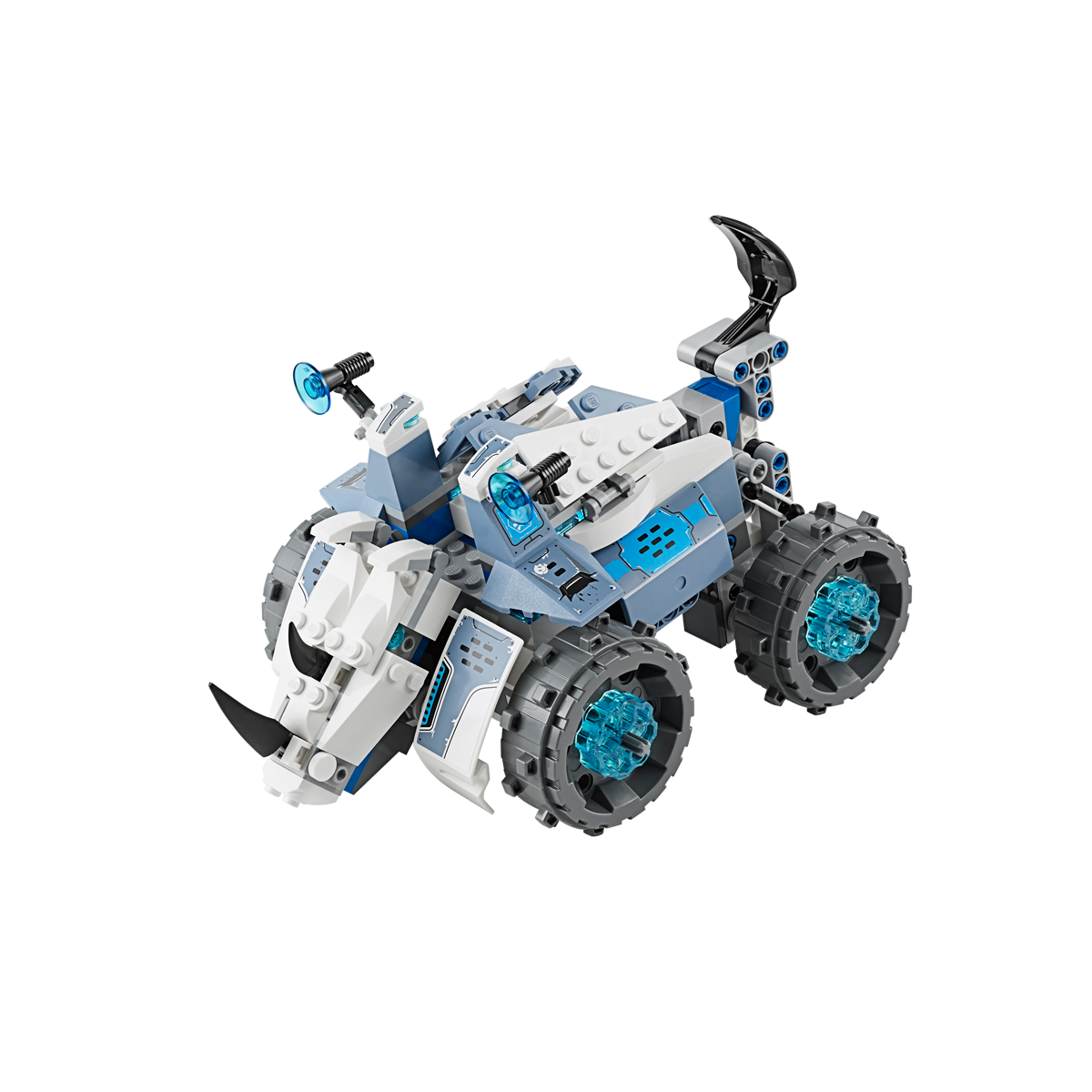 Do choi lego chima 70131