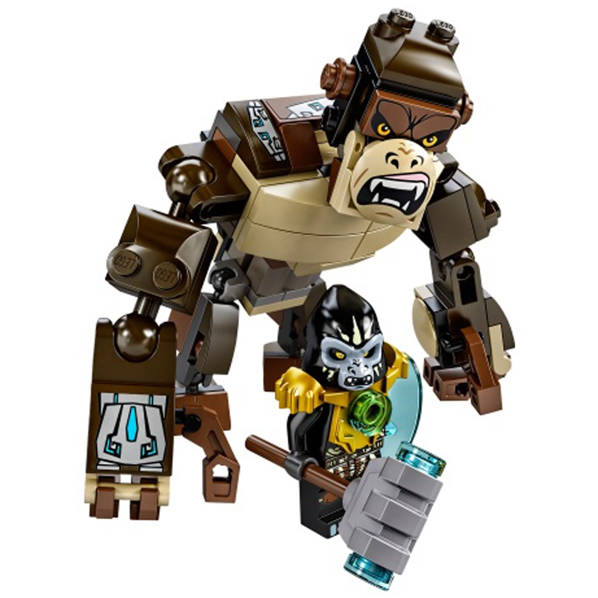 do choi lego chima 70126