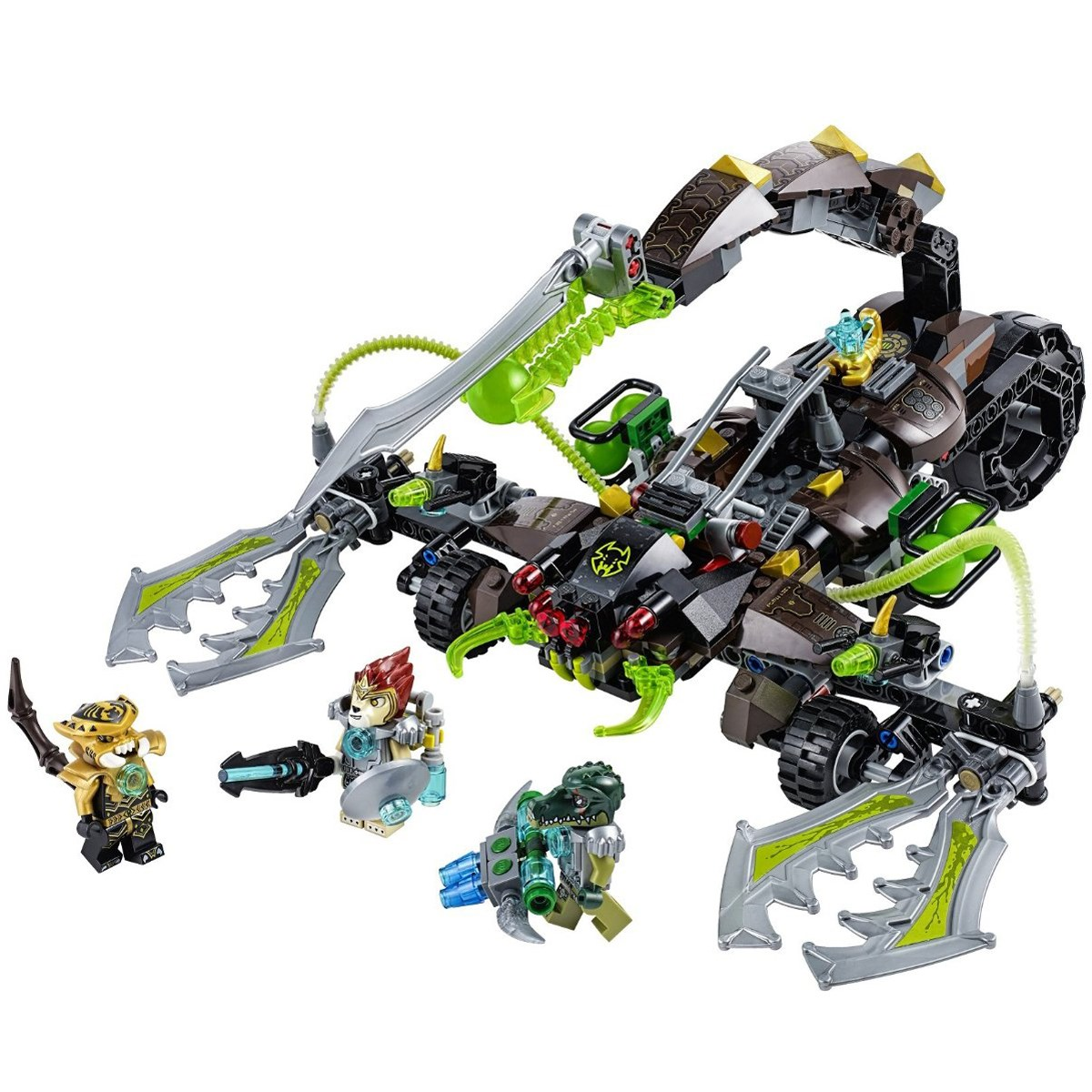 do choi lego chima 70132