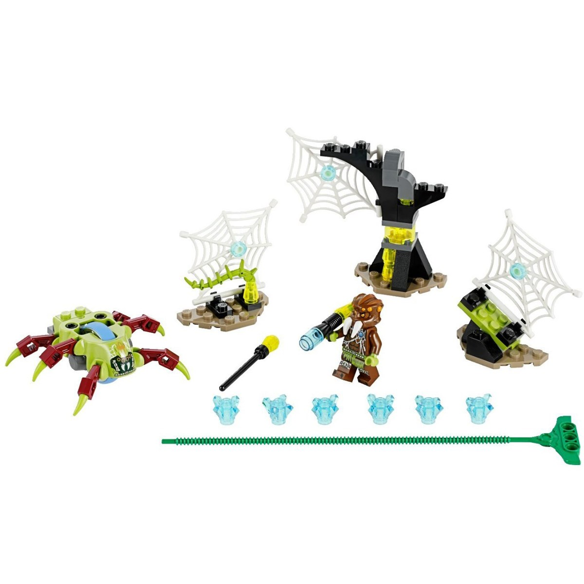 do choi lego chima 70138