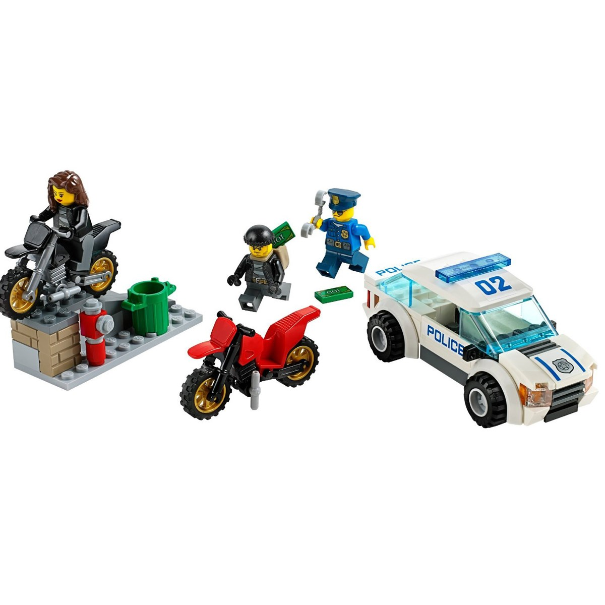 do choi Lego City 60042