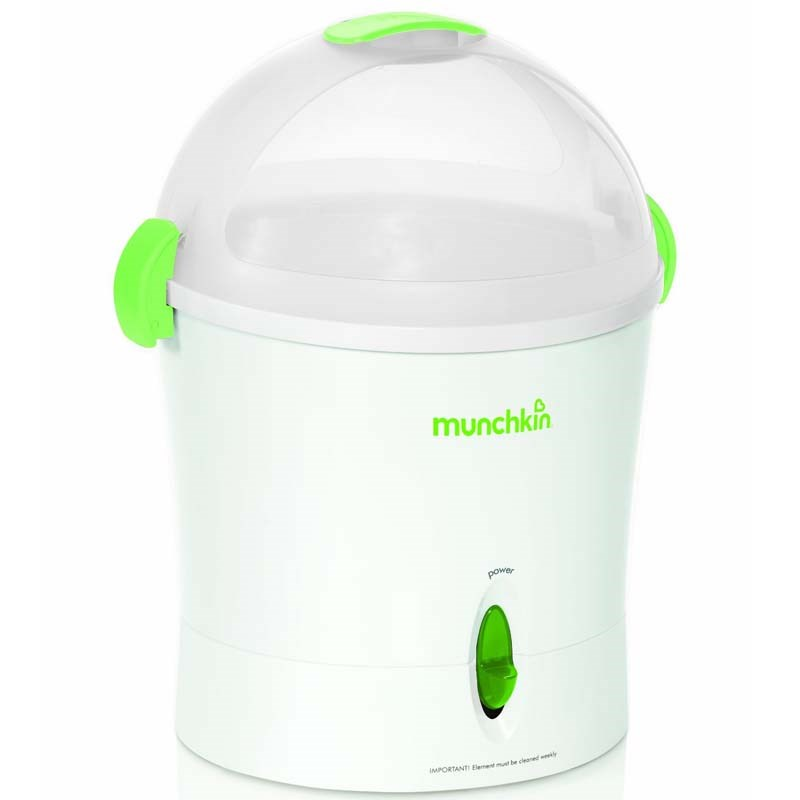 May tiet trung binh sua Munchkin Steam Guard Electric Steriliser