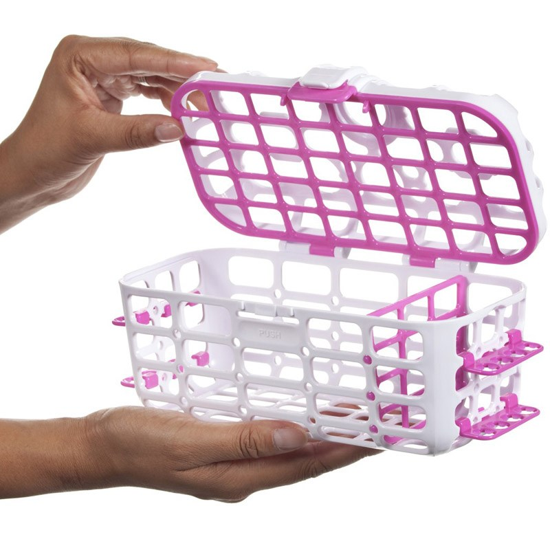 Gio dung trong may rua bat Munchkin Deluxe Dishwasher Basket