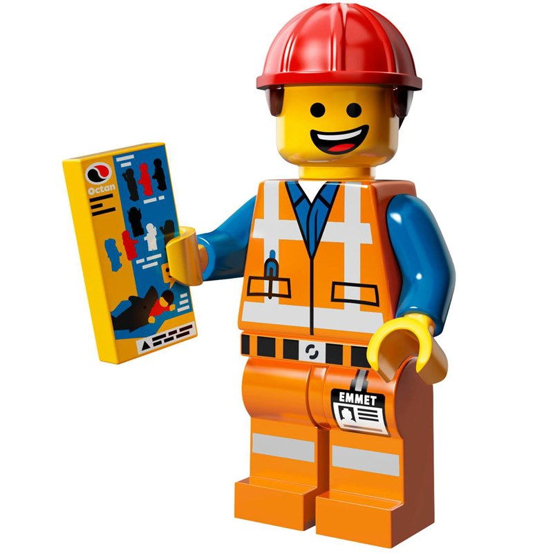 LEGO 71004  LEGO The Movie