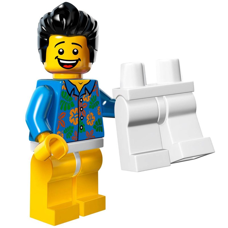 LEGO 71004 xep hinh Nhan Vat LEGO The Movie