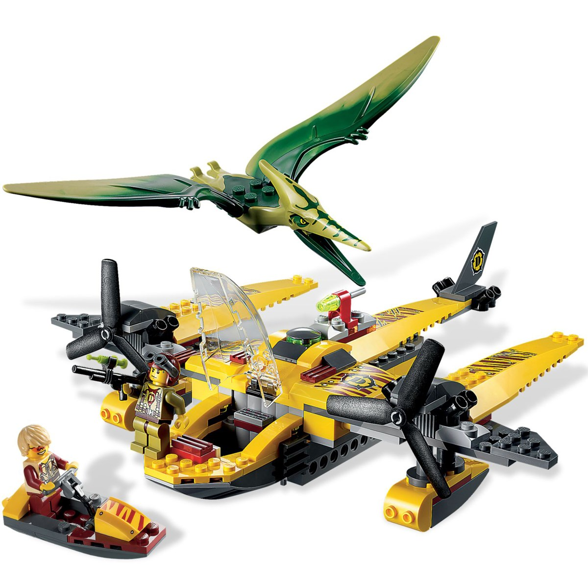 Do choi Lego 5888 - May bay Chien Dau Dai Duong