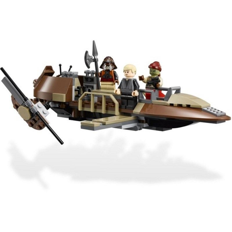 Do choi Lego Star Wars 9496 Tau sa mac