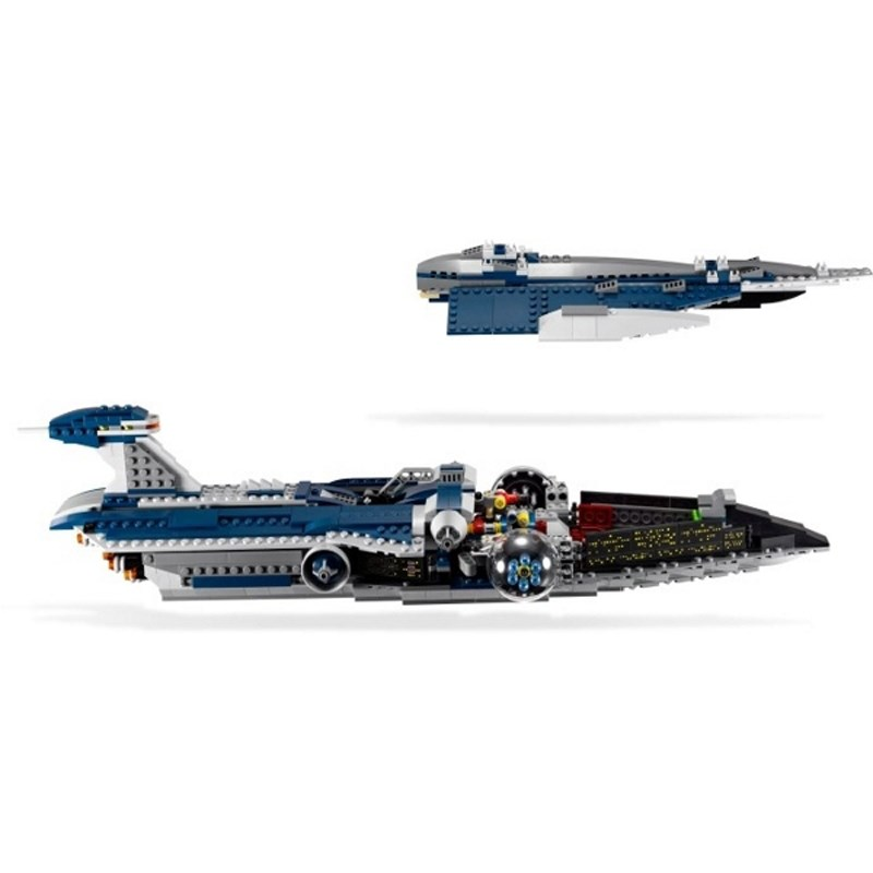 Do choi Lego Star Wars 9515 - Phi thuyen malevolence