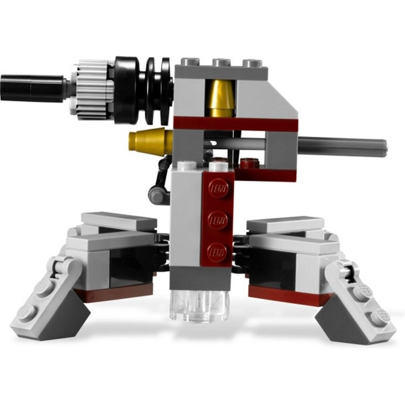 Do choi Lego Star Wars 9488 - Cuoc chien robot