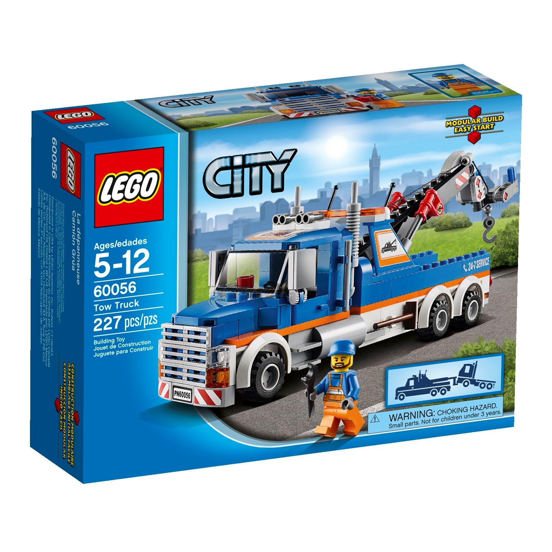 Do choi Lego 60056- Xe cau cuu ho