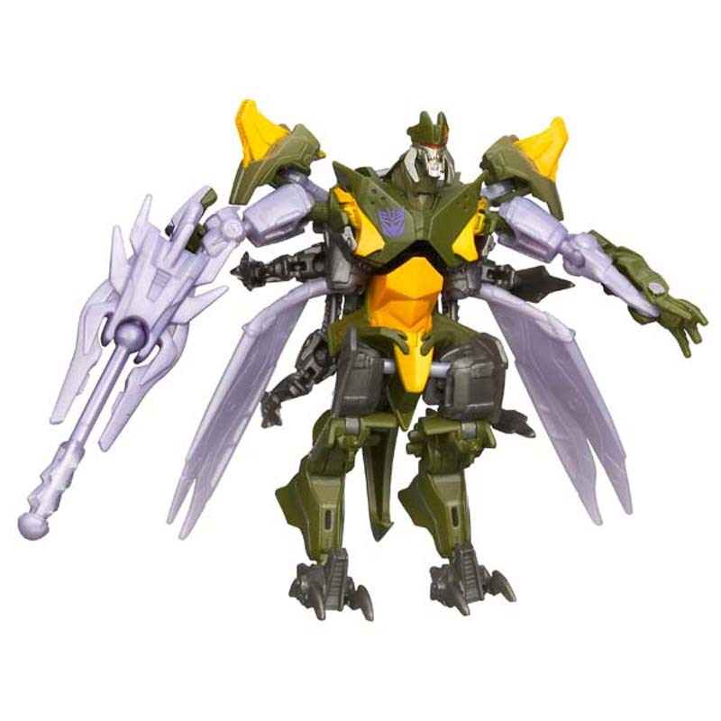 Do choi Transformer - Robot bien hinh Hardshell Commander