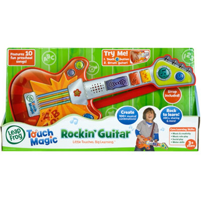 Guitar dien mau do Leapfrog