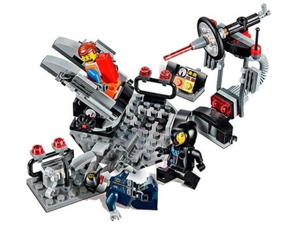 Do choi Lego 70801 - Melting Room