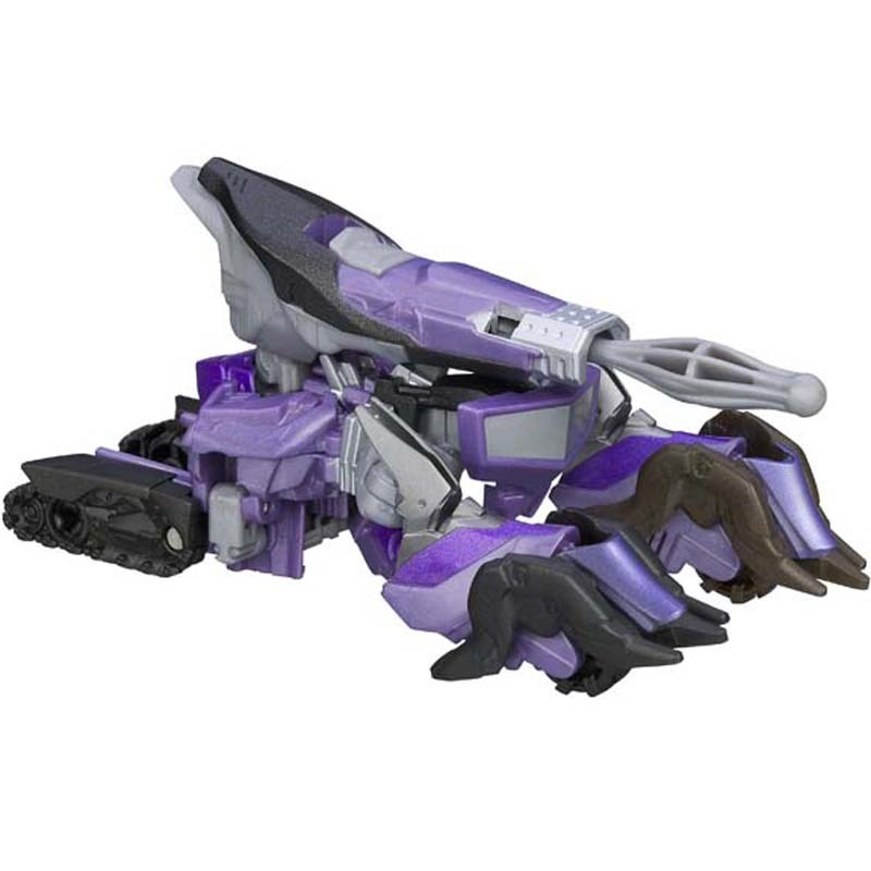 Do choi Transformer - Robot bien hinh Shockwave Commander