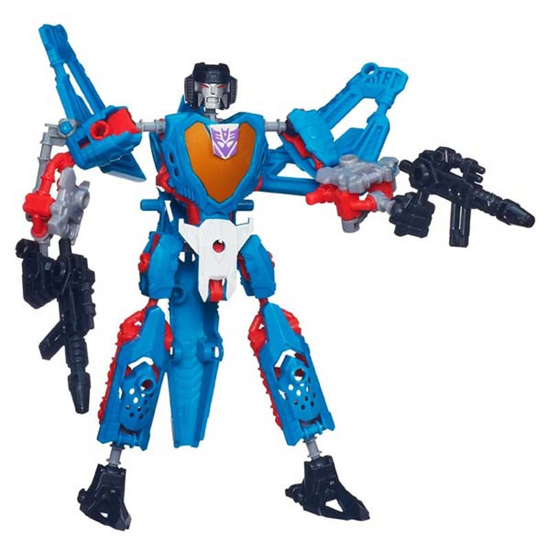 Do choi Transformer - Robot bien hinh Thundercracker Scout