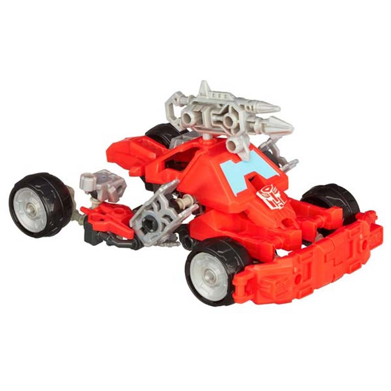 Do choi Transformer - Robot bien hinh Ironhide Scout