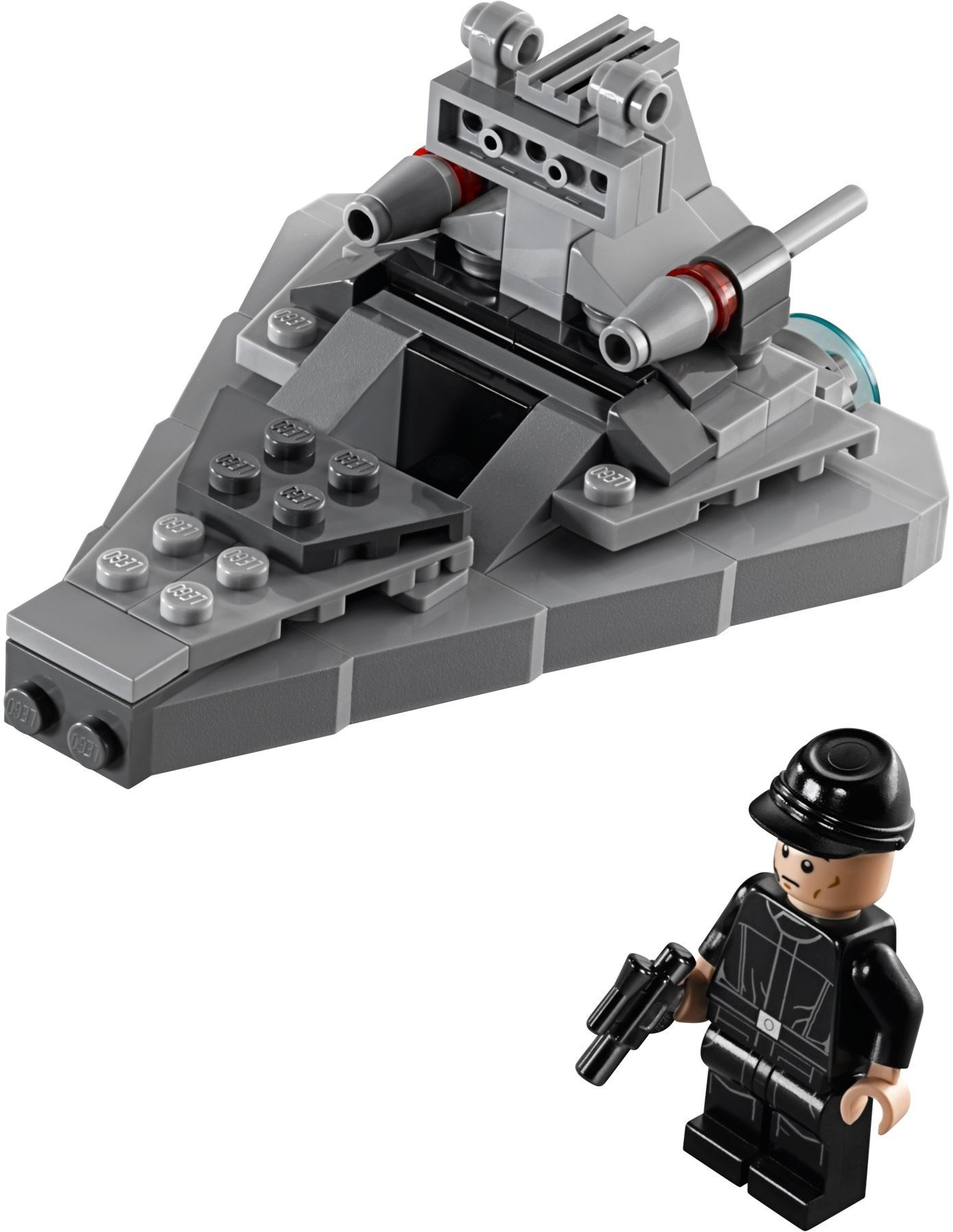 Do choi Lego 75033 - Ke huy diet hanh tinh