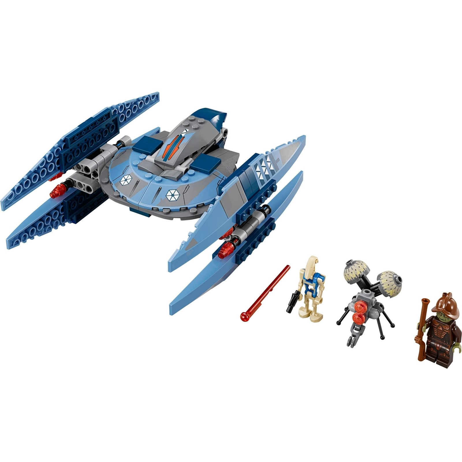 Do choi Lego 75041 - Phi thuyen Droid