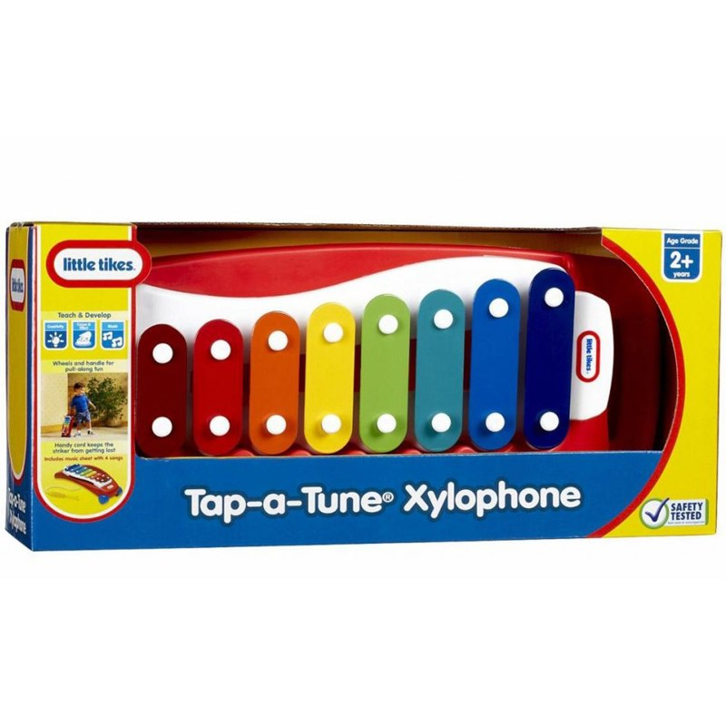 Dan phim cho be Xylophone Little Tikes