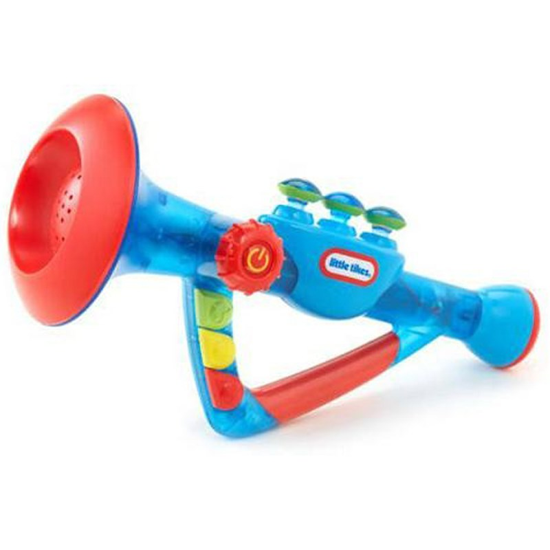 Ken trumpet Little Tikes cho be