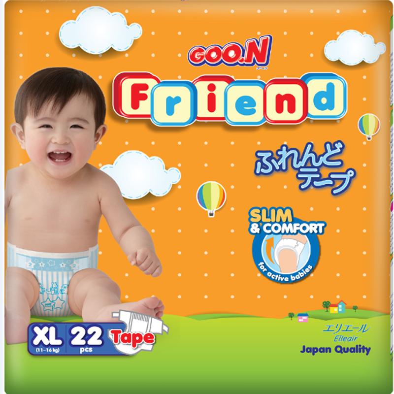 Ta - bim dan Goon Friend XL22 (11-16kg)
