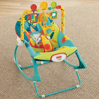 Ghế rung Fisher Price Infant-To-Toddler Y7872, X7046