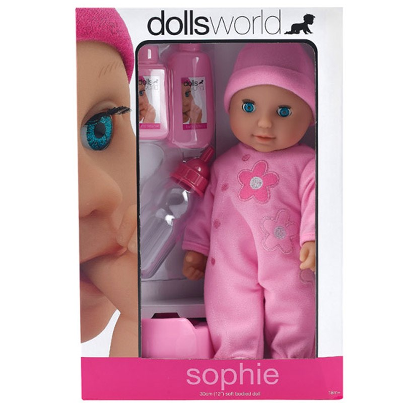 Bup be do choi Dolls World - Em be Sophie