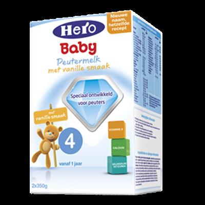 Sữa Hero Baby Hà Lan 700g số 4
