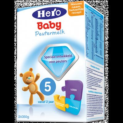Sữa Hero Baby Hà Lan 700g số 5