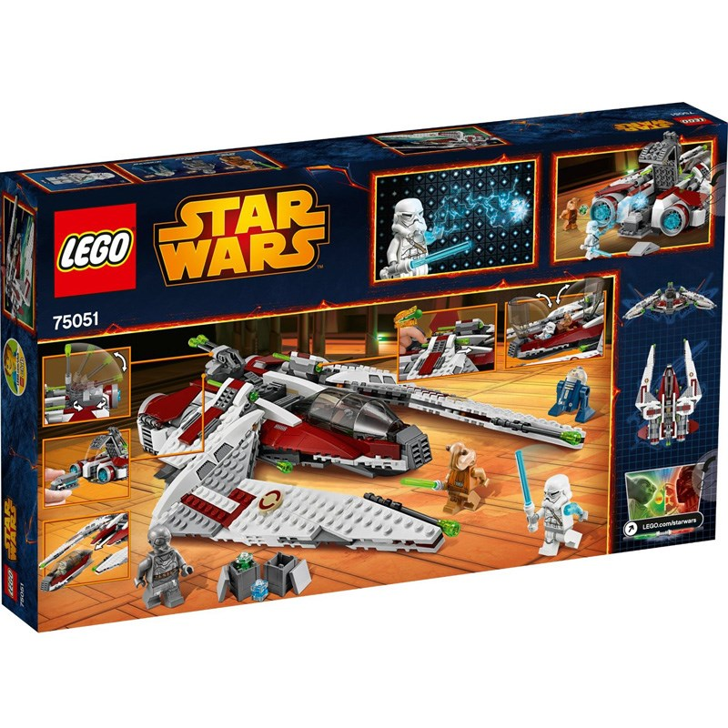Do choi LEGO 75051 - Tau  Do Tham Jedi