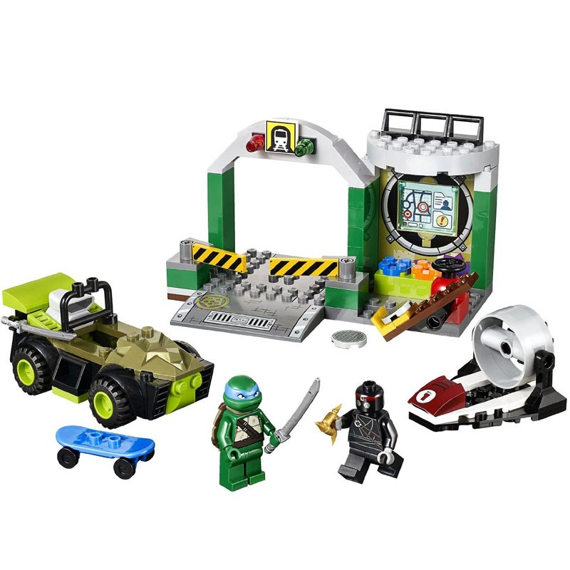 Do choi Lego Juniors 10669- Can Cu Rua