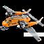 Do choi LEGO City 60064 - May bay tiep te
