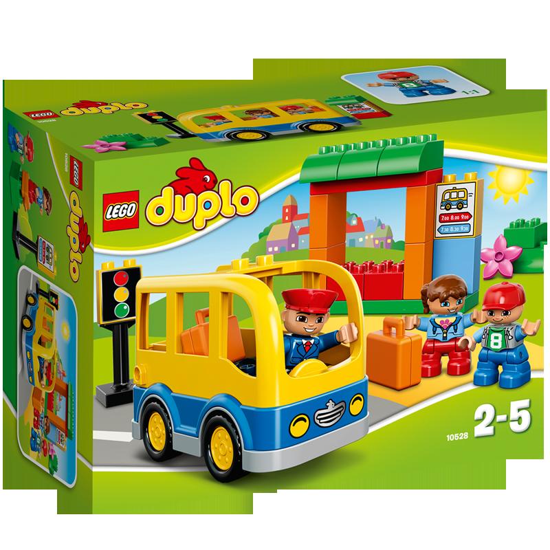 Đồ chơi LEGO Duplo 10528 - Xe Buýt Trường Học