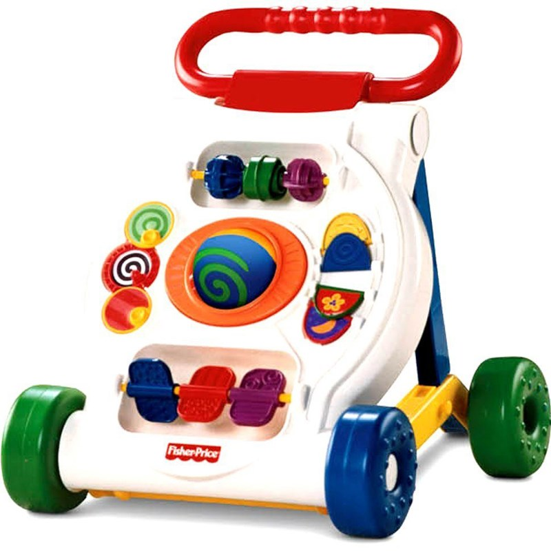 Xe tap di Fisher Price Bright Beginnings Activity Walker K9875