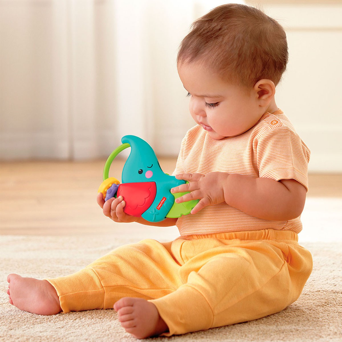 Luc lac voi con Fisher Price Y6578